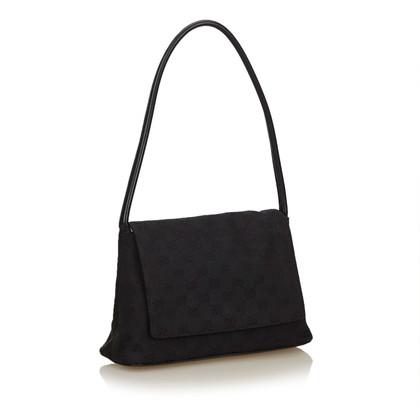 Gucci Jacquard shoulder bag