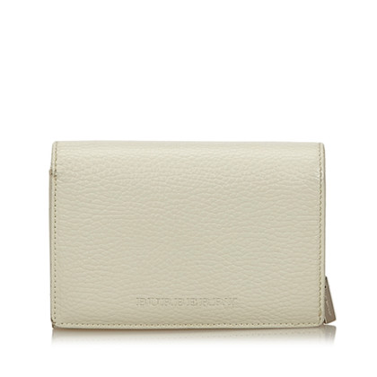Burberry Leather Small Wallet