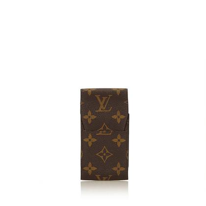 Louis Vuitton Sigaret uit Monogram Canvas