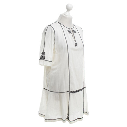 Isabel Marant Etoile Tunic dress with embroidery