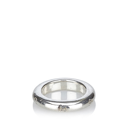 Chanel Ring in zilver
