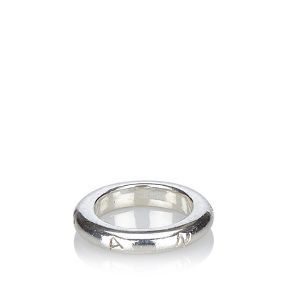 Chanel Ring of silver