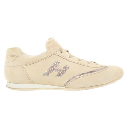 Hogan Sneaker met applicatie