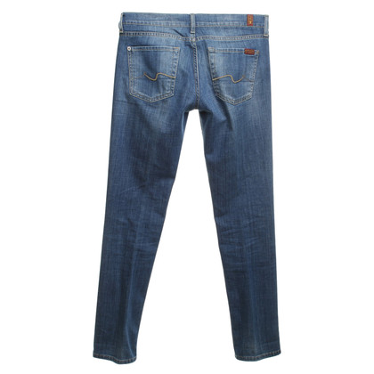 7 For All Mankind Jeans im Used Look