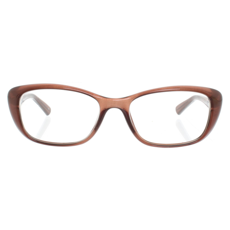 Valentino Glasses in brown - Buy Second hand Valentino Glasses in ...