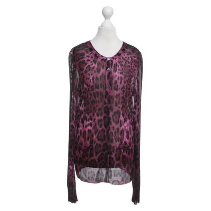 Dolce & Gabbana Vest in Leopard