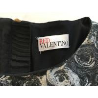Red Valentino bloemen Top
