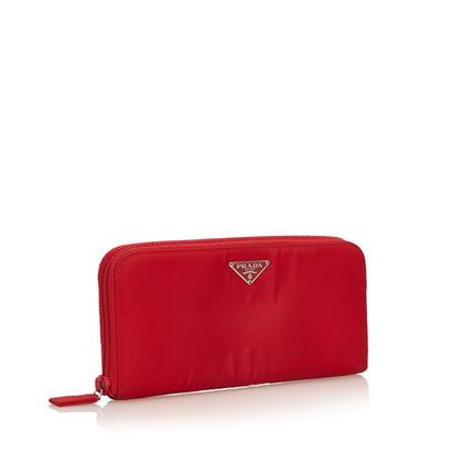Prada Wallet nylon