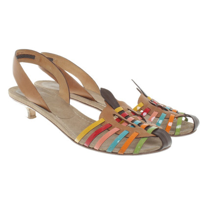 Prada Sandals in multicolor