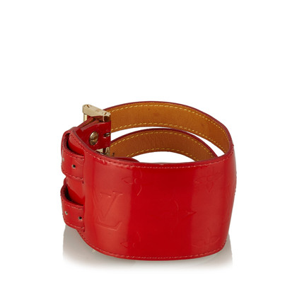 "Louis Vuitton ""Charlton Bracelet Monogram Vernis"""