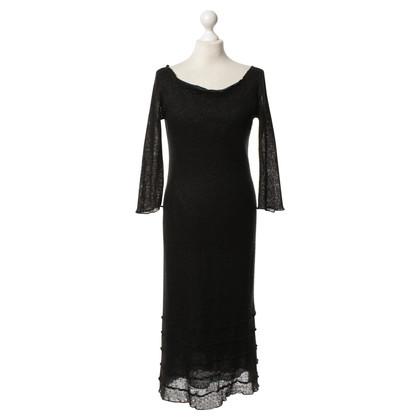 Moschino Shiny wool dress