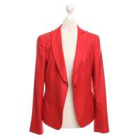 Giorgio Armani Classic blazer in red