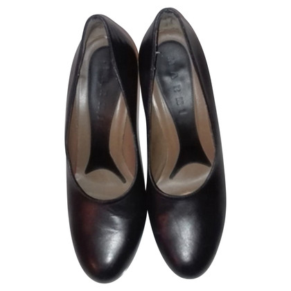 Marni 38 black leather shoes