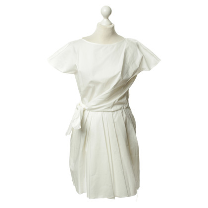 Carven Dress in white