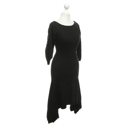 Karen Millen Knit dress in black