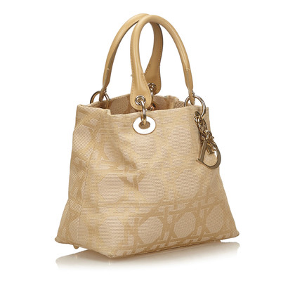Christian Dior Jacquard Handbag