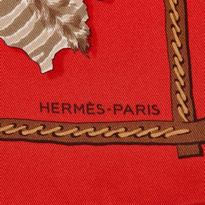 Hermès zijde Carré