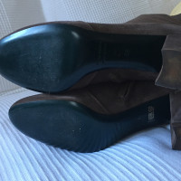 L'autre Chose stivali di camoscio