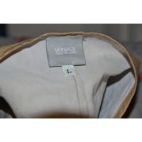 Versace Top similpelle