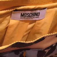 Moschino Gonna con stampa animalier