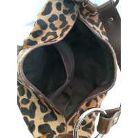 Dolce & Gabbana Handtasche mit Animal-Print