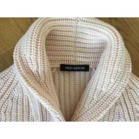 Iris von Arnim Maglione collare dello scialle del cachemire