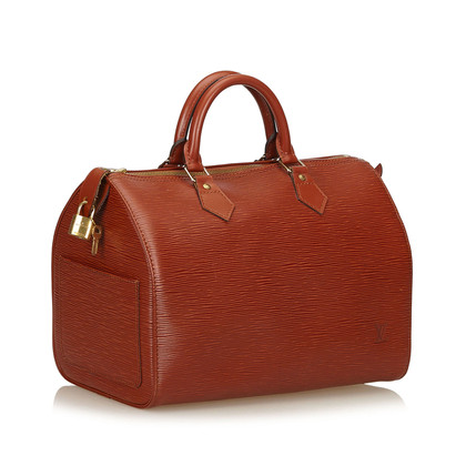 "Louis Vuitton ""Speedy 30 cuir Epi"""