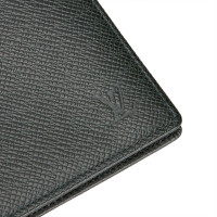 Louis Vuitton Card case made of taiga leather