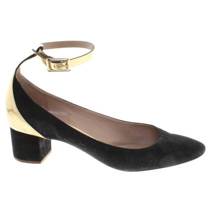 Chloé pumps in zwart / Gold