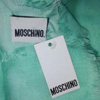 Moschino Tissu avec peluche-Imprimer