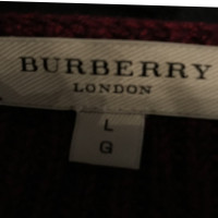 Burberry pull en tricot