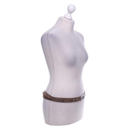 Gucci Suede belt