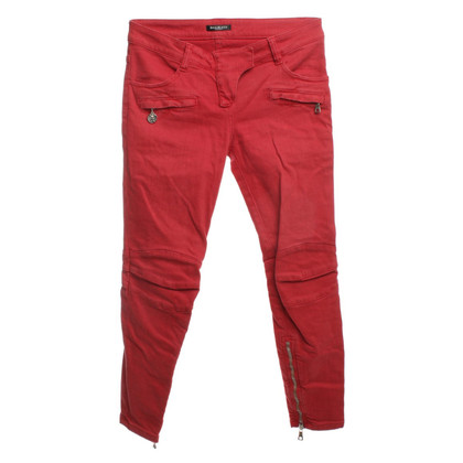 Balmain Jeans in rosso