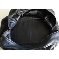Prada Travel Bag in Black Leather