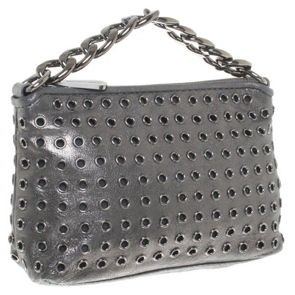 Michael Kors Bag in colore argento