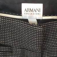Armani Collezioni Trousers in wool