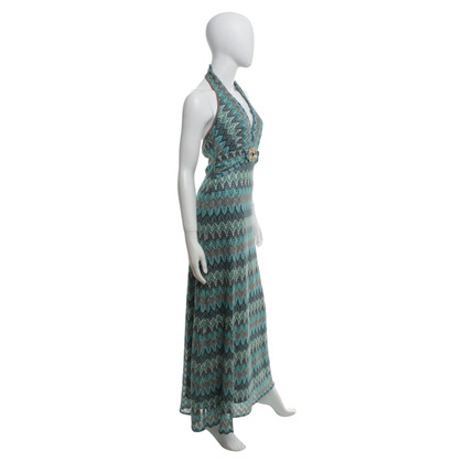 Ana Alcazar Dress in turquoise