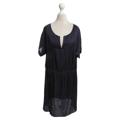 Strenesse Blue Dress in dark blue
