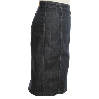 7 For All Mankind Jean rok in blauw