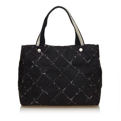 """Chanel """"Old Travel Line Tote Bag"""""""