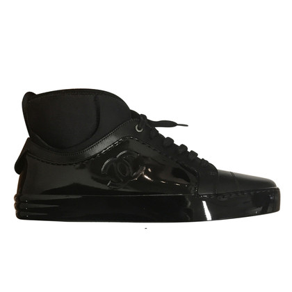 Chanel Sneaker in Schwarz