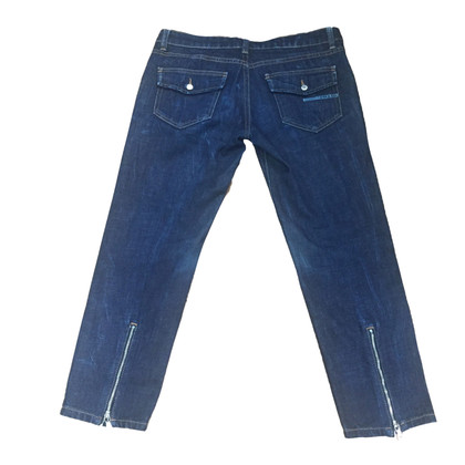Prada Blauwe spijkerbroek