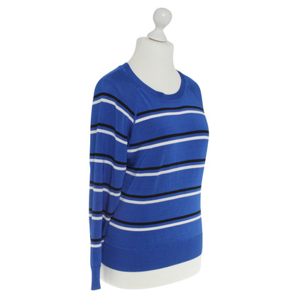 Sandro Knitted sweater with stripes