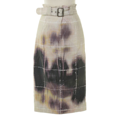 Mulberry skirt in the Watercolour design