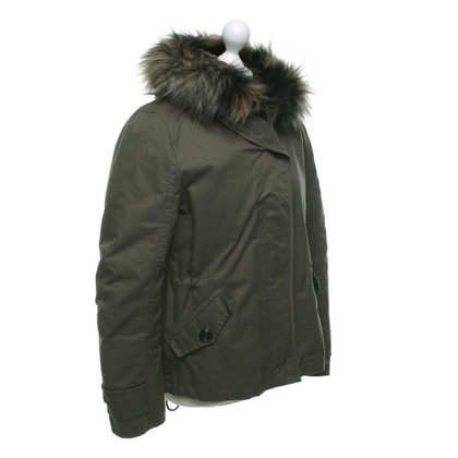 Marc Cain Jacket with detachable inner jacket