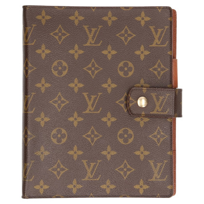 "Louis Vuitton ""Agenda Fonctionnel GM Monogram Canvas"""