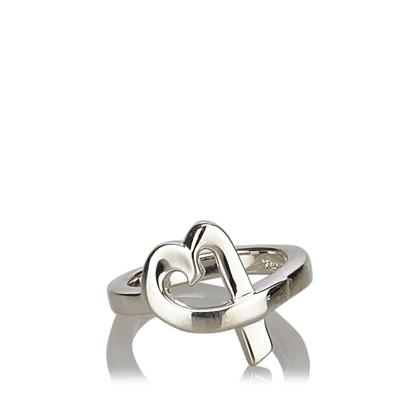 """Tiffany & Co. """"Loving Heart Ring"""""""