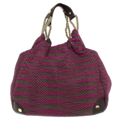Missoni Shopper with pattern