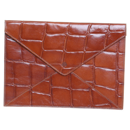 Mulberry clutch the envelope-style