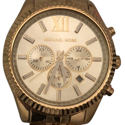 Michael Kors Watch in gold